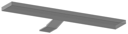 LED Lighting 3,6W – TRIGA for mirror