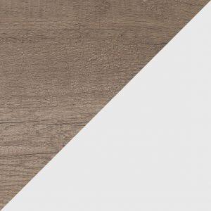 Oak Nebraska Grey / Classic Grey glass