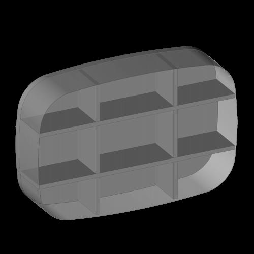 Metallkassetten