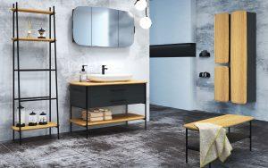 Devo Nowości 2019 Meble łazienkowe