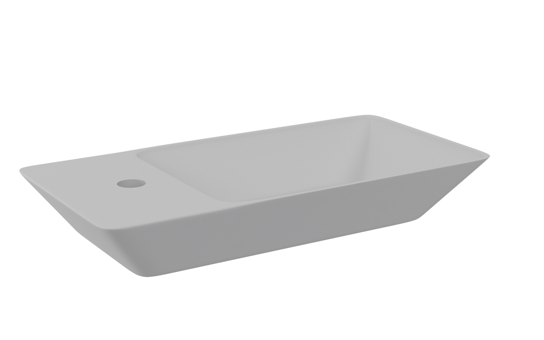 Ceramic washbasin Top Counter